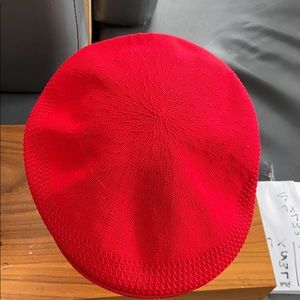 Other - Kangol red hat